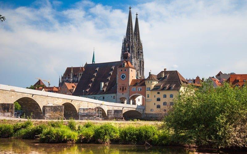 Karte Regensburg Altstadt.Regensburg Sehenswurdigkeiten Die Top 10 Attraktionen