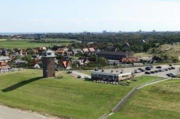 Strandhaus De Kustwachttoren in Huisduinen