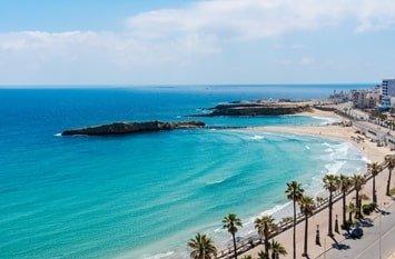 Strandurlaub Oktober Tunesien