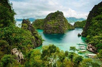 Strandurlaub Philippinen April