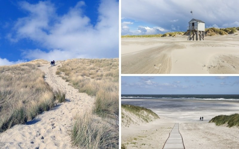 Holland Strand Terschelling