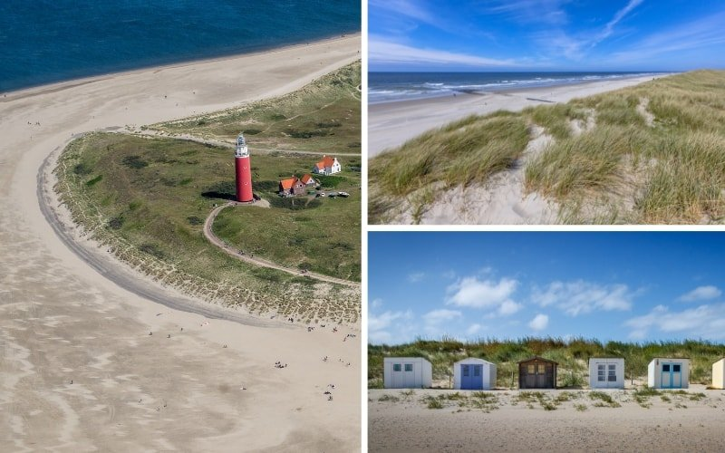 Holland Strand Texel