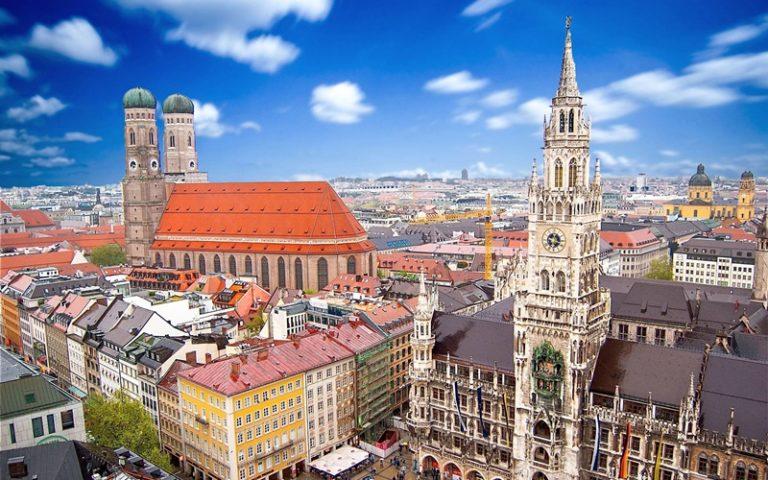 Titel München Sehenswürdigkeiten München