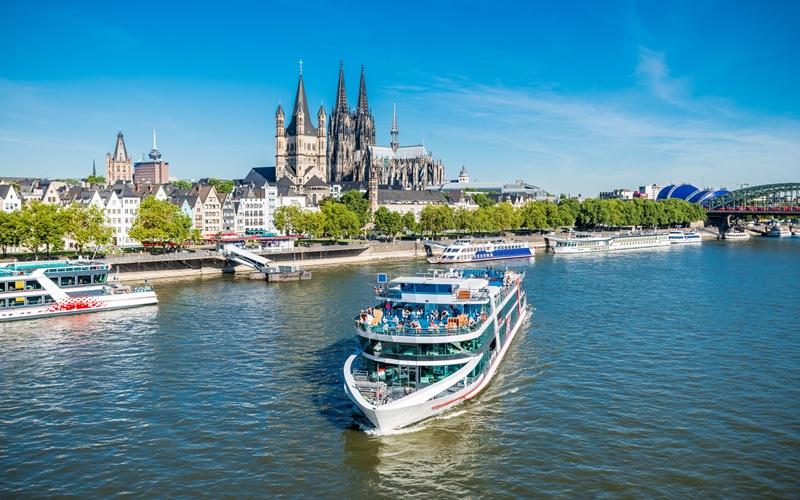Top Sehenswürdigkeiten Köln Rheinrundfahrt