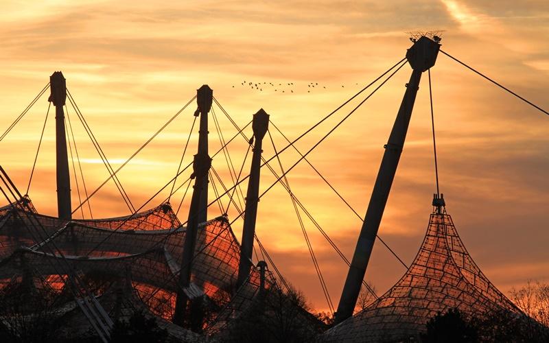 Top Sehenswürdigkeiten München Olympiastadion