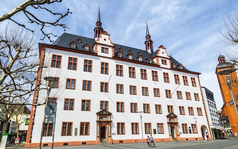 Universität Mainz Sehenswertes