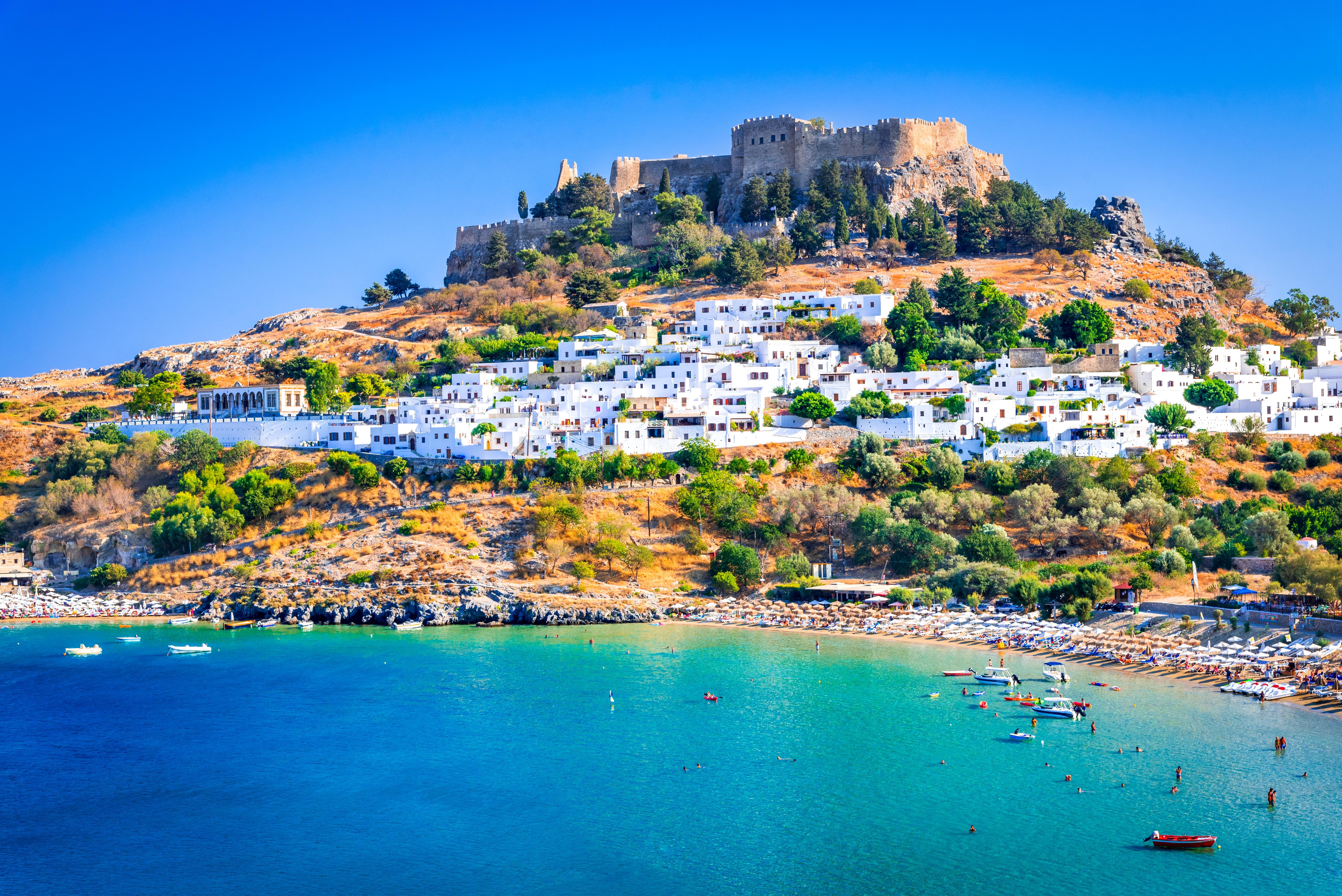 Urlaubsziel Griechenland Oktober