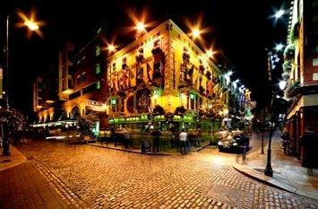 Urlaubsziel Dublin März