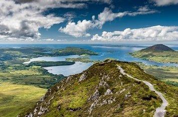 Urlaubsziel Irland März