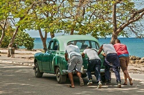 Urlaubsziel Kuba April