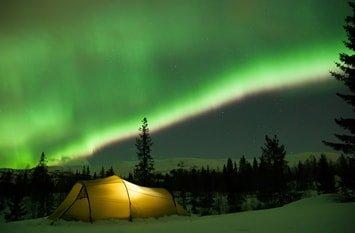 Urlaubsziel Norwegen März