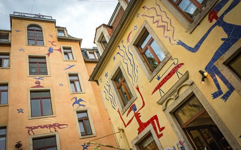 dresden sehenswürdigkeiten geheimtipps kunsthof