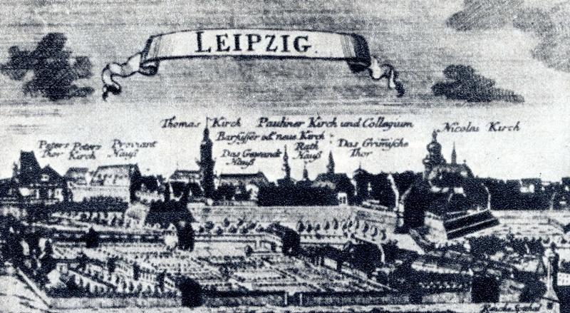 historisches Leipzig Sehenswürdigkeiten