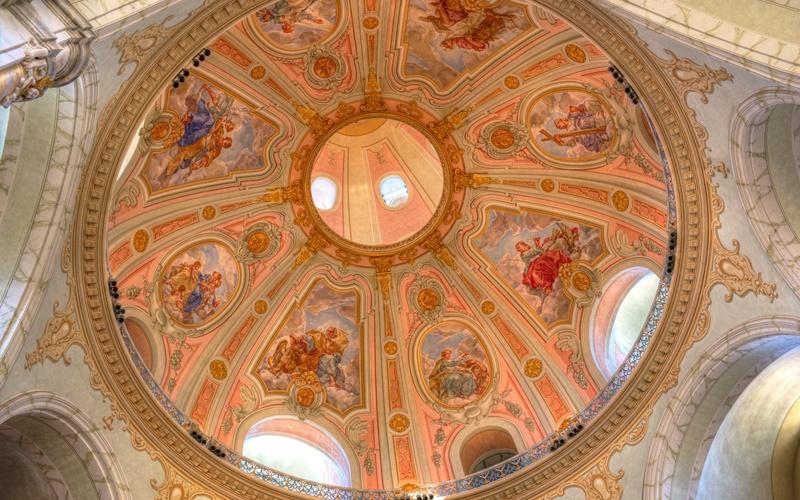 sehenswürdigkeiten in dresden altstadt frauenkirche kuppel