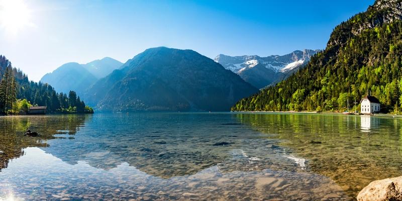 österreich bergsee