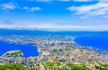 Aktivurlaub Juni Hokkaido
