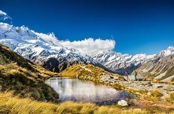 Aktivurlaub November Neuseeland