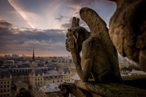 Reiseziele im Dezember Paris