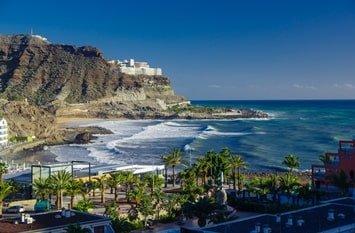 Badeurlaub Dezember Gran Canaria
