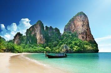 Badeurlaub Dezember Thailand