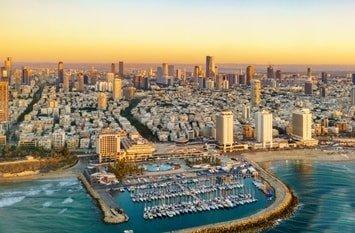 Badeurlaub Juni Tel Aviv