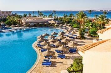 Badeurlaub November Ägypten