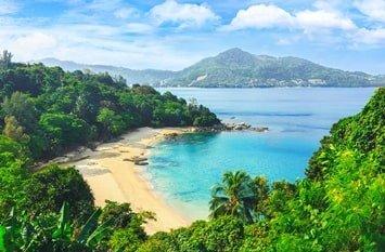 Badeurlaub November Phuket