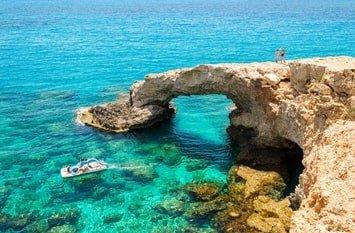 Badeurlaub November Zypern