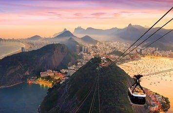 Brasilien Dezember Urlaub