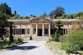 Elba Demidoff Palast