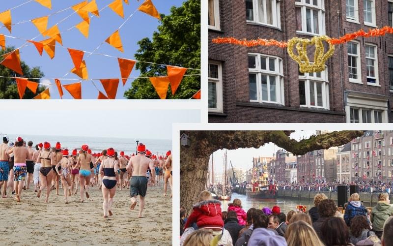 Feiertage Holland Gedenktage