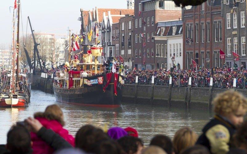 Feiertage Holland Sinterklaas