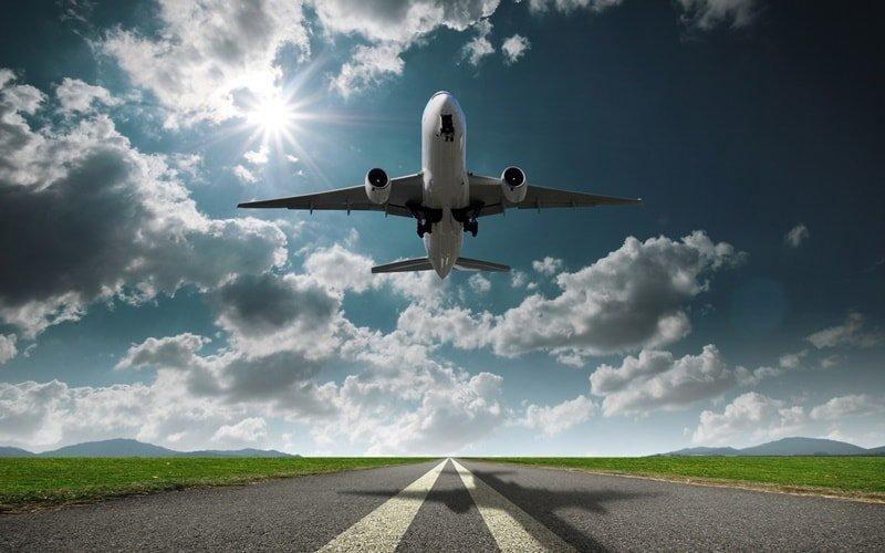 Gardasee Urlaub Anreise Flugzeug