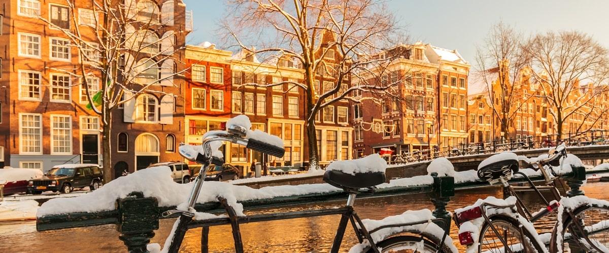 Holland Urlaub Klima