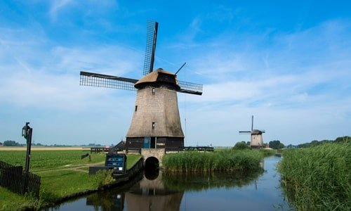 Holland Urlaub Nordholland