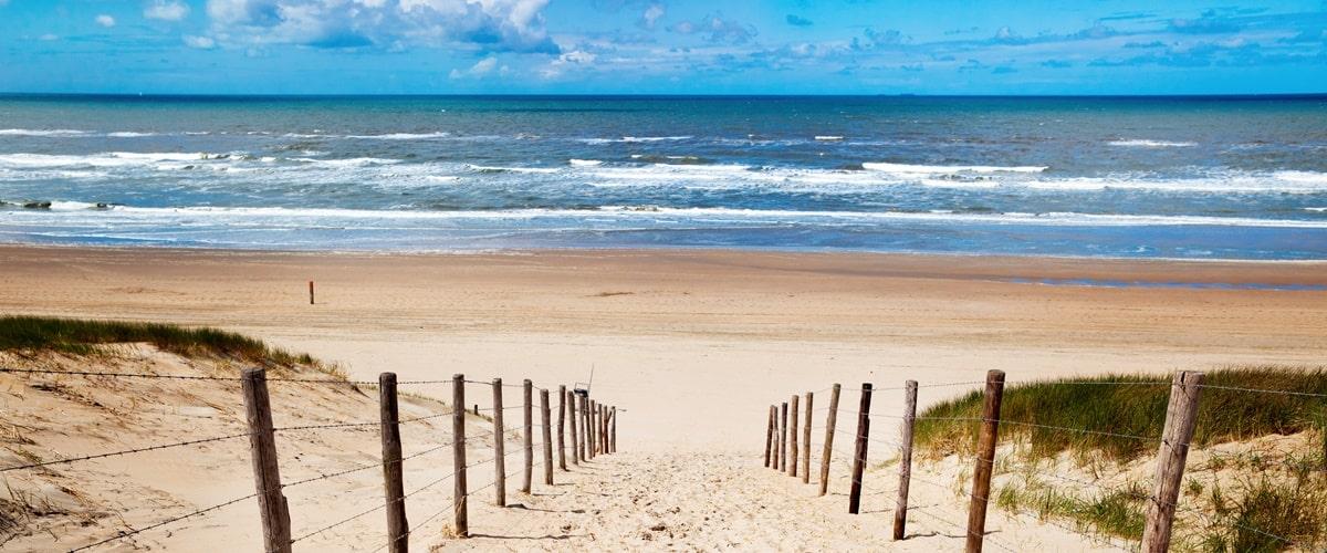 Holland Urlaub am Meer: Die 16 schönsten Orte am Meer - 2021