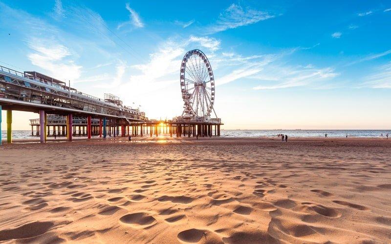 Holland Urlaub am Meer Festland