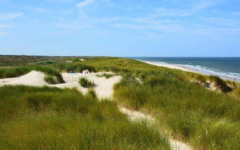 Holland Urlaub am Meer Westfriesische Inseln