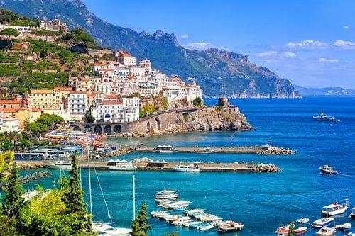 Italien Badeurlaub Juni