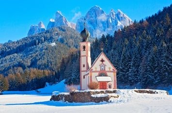 Italien Dezember skifahren