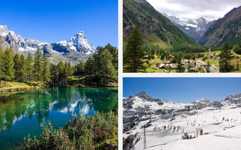 Italien Region Aostatal