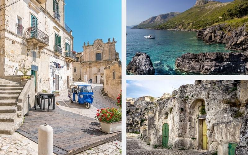Italien Region Basilikata