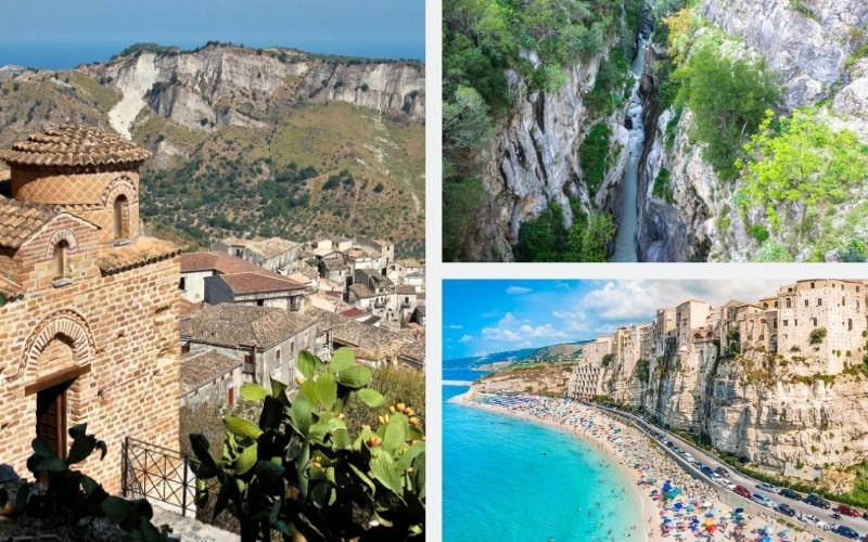 Italien Region Kalabrien