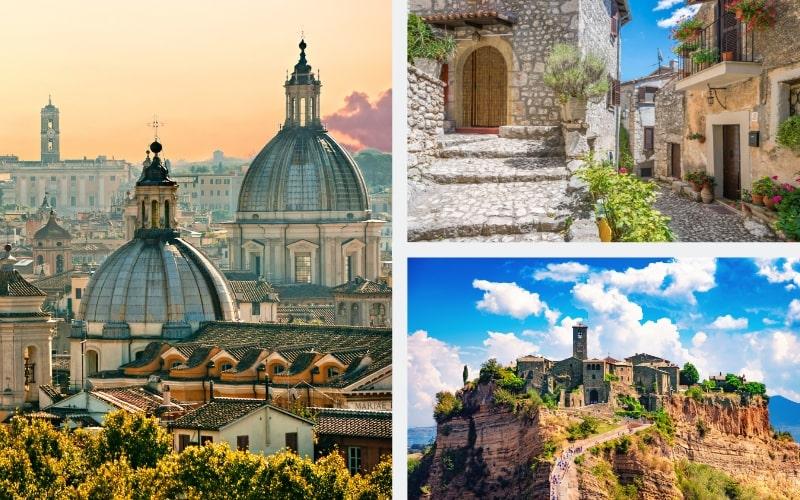 Italien Region Latium