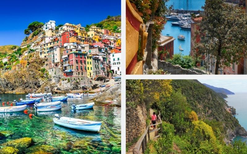 Italien Region Ligurien