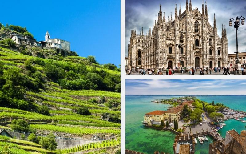 Karte Italien Regionen.Entdecke Die 20 Italien Regionen Und Ihre Highlights Mit Karte