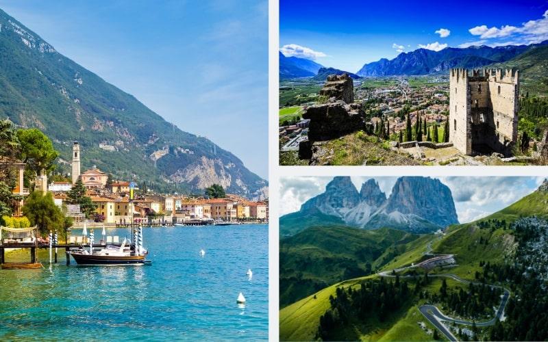 Italien Region Trentino-Südtirol