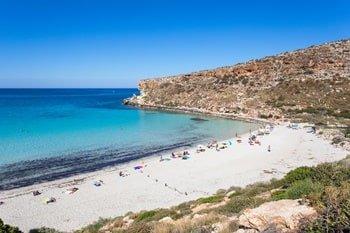 Lampedusa Strand