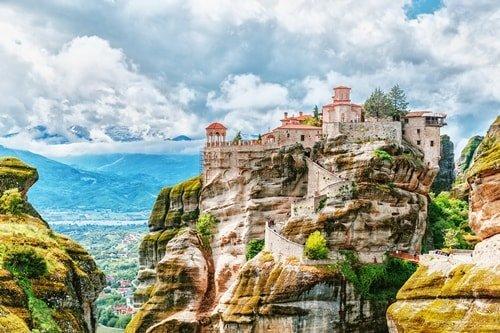 Meteora Kloster Griechenland