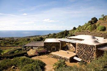 Pantelleria Häuser